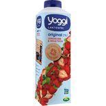 Jordgubb Smultron Laktosfri Yoghurt Yoggi 1000g