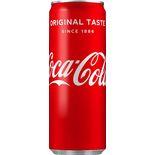 Coca-cola Slimcan Burk Coca-cola 25cl