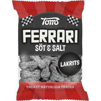 Ferrari Söt&salt 110g Toms