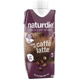 Ready To Drink Caffè Latte Naturdiet 330ml