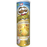 Focaccia Limited Edition Chips Pringles 200g