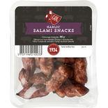 Salami Snacks Vitlök Gøl 80g