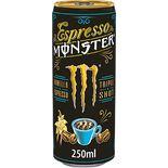 Espresso Vanilla Espresso Burk Monster Energy 25cl