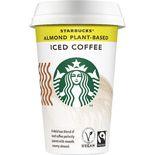 Iced Coffee Almond Plant-based Starbucks 220ml