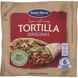 Tortilla Original Large Santa Maria 6p/371g