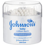 Baby Cotton Buds Bomullspinnar Johnson&johnso 200st