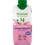 Smoothie Nordic Berry Nutrilett 330ml