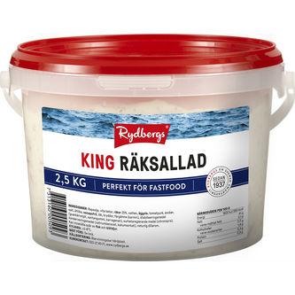 Räksallad King 2.5kg Rydbergs