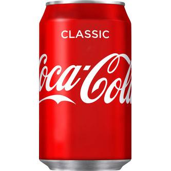 Coca-cola Burk 33cl Coca-cola