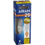 Led Kronlampa 25w E14 Airam 1st