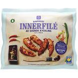 Innerfilé Av Svensk Kyckling Fryst Garant 700g