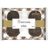 Brownies 4-pack Godbiten 150g