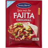 Fajita Original Spice Mix Santa Maria 28g