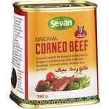 Corned Beef Sevan 340g