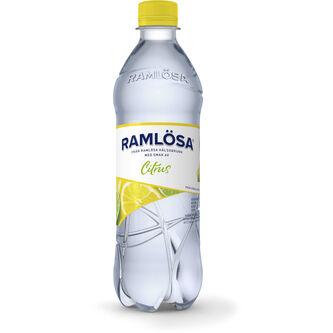 Citrus Kolsyrat Vatten Pet 50cl Ramlösa