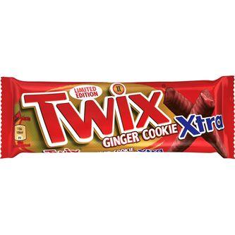 Ginger Cookie Ltd 75g Twix
