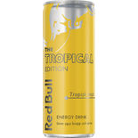 Red Bull Energy Drink Tropical Edition Brk Red Bull 250 ml