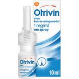 Otrivin Nässpray Vuxna Otrivin 1mg