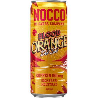 Blood Orange Bcaa Energidryck Burk 33cl Nocco