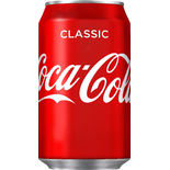 Coca-cola Burk coca-cola 33cl