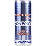 Energy Drink Burk Powerking 25cl