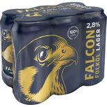 Falcon 2.8% Folköl Falcon 6p/50cl