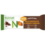 Milk Chocolate Creamy Caramel Bar Nutrilett 60g