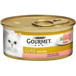Gourmet Gold Laxmousse Kattmat Gourmet 85g