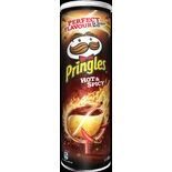 Hot & Spicy Chips Pringles 200g