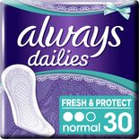 Fresh&protect Normal Trosskydd Always 30st