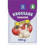 Krossade Tomater Vitlök Garant 390g