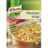 Mexicanasoppa Pulver Knorr 64g/1l
