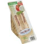Smörgås Mozzarella Soltorkade Tomater Paneamore 140g