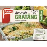 Gratäng Broccoli Fryst Findus 400g