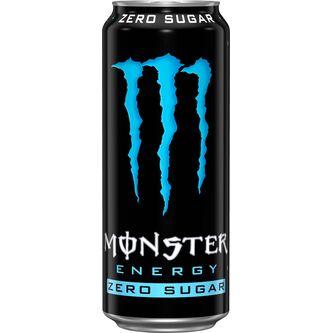 Absolutely Zer Zero Sugar Energidryck Burk 50cl Monster Energy