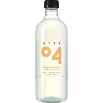 Norr 04 Lemon/ginger Citron/ingefära 50cl Norr