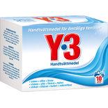 Y3 Fintvätt Tvättmedel Pulver Y3 10x20g