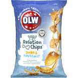 Relation Chips Smör Havssalt Limited Edition Olw 250g
