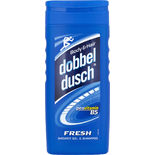 Fresh Duschtvål & Schampo dubbeldusch 250ml