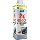 Mild Yoghurt Lätt Naturell Ekologisk 0,5% Arla Ko Eko 1000g