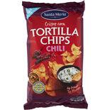 Tortilla Chips Chili Santa Maria 185g