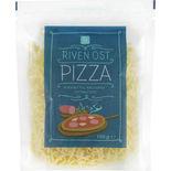 Pizzaost Riven Garant 150g