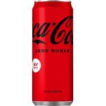 Coca-cola Zero Burk Coca-cola Zero 33cl