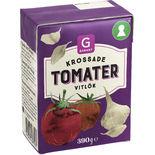 Tomater Krossade Vitlök Garant 390g