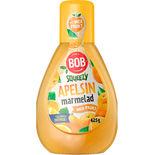 Squeezy Apelsin Liten Bob 425g