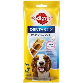 Dentastix Medium Hundgodis 7p Pedigree