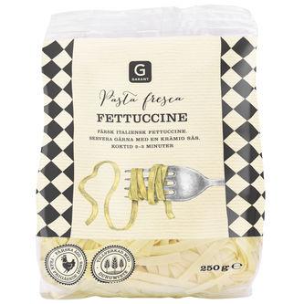 Fettuccine Färsk Pasta 250g Garant