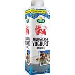 Mild Grekisk Yoghurt Naturell 6% Arla Ko 1000g