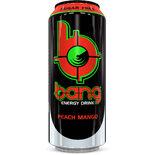Peach Mango Energy Drink  50cl