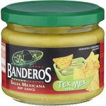 Tex Mex Dip Banderos 300g